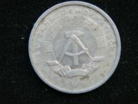 1 пфенниг 1981 год ГДР