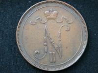 10 пенни 1905 год
