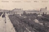Почтовая карточка Вена