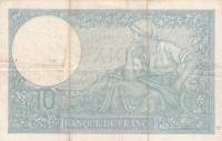 10 франков 1939 год