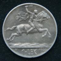 1 лек 1930 года Албания
