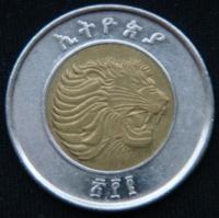 1 быр 2010 года Эфиопия