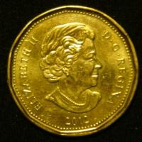 1 доллар 2012 год
