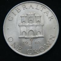 1 крона 1968 год