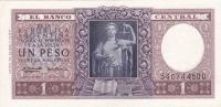 1 песо 1952 год Аргентина
