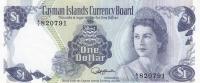 1 доллар 1974 года Каймановы острова