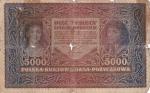 5000 марок 1920 год