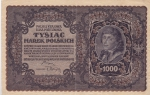 1000 марок 1919 год