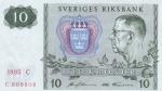 10 крон 1985 год