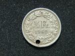 1\2 франка 1968 год