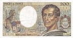 200 франков 1986 год