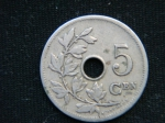 5 сантимов 1904 год