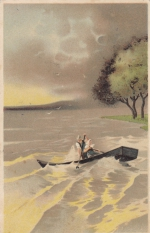 Почтовая карточка 1912 год