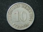 10 пфеннигов 1912 год