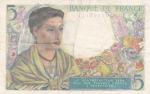 5 франков 1943 год