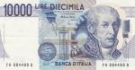 10000 лир 1984 год
