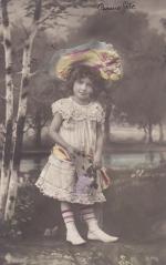 Почтовая карточка 1907 год
