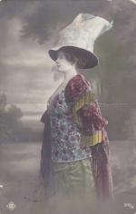 Почтовая карточка до 1917 года