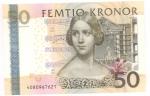 50 крон 2004-2011 год