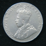 5 центов 1927 год Канада