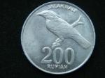 200 рупий 2008 год Индонезия