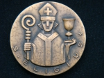 Медаль Юбилей 600 лет Святой Элигиус