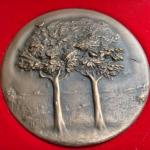 Медаль  Свадебная 1976 год Швеция