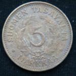 5 марок 1950 год