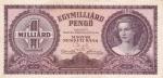 1 миллиард пенгё 1946 год