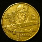 1 доллар 1997 год Чарльз Кингсфорд Смит