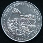 10 писо 1988 год Жёлтая революция