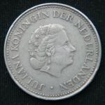 1 гульден, 1981 год Нидерландские Антильские острова