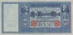 100 марок 1910 год