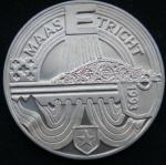 10 ЭКЮ 1993 год Нидерланды Маастрихтский договор