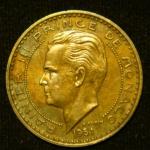 20 франков 1951 год Монако