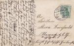 Почтовая карточка Германия
