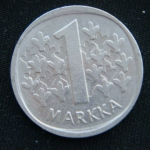 1 марка 1973 год