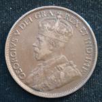 1 цент 1912 год Канада