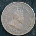 1 цент 1906 год Канада