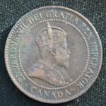 1 цент 1904 год Канада