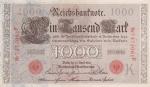 1000 марок 1910 год
