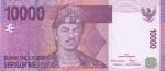 10000 рупий 2005 год Индонезия