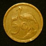 5 центов 1992 год