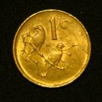 1 цент 1989 год