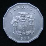 1 цент 1975 год Ямайка