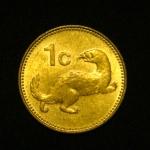 1 цент 1986 год Мальта