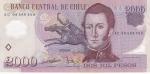 2000 песо 2008 год Чили