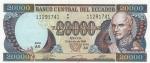 20000 сукре 1999 год Эквадор