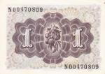 1 песета 1948 год Испания