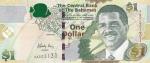 1 доллар 2008 год Багамы